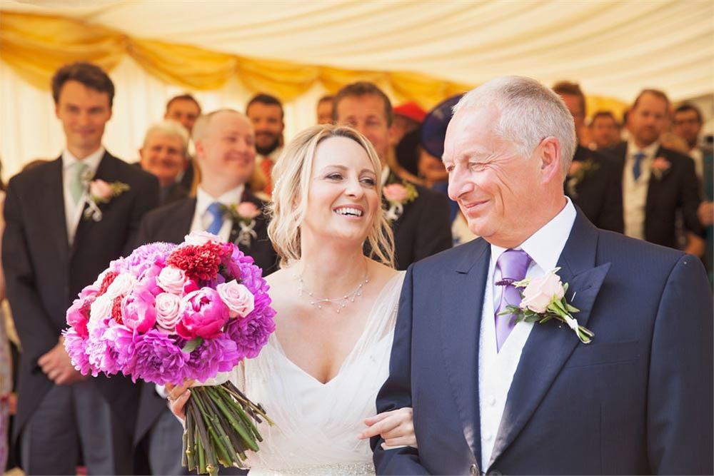 Поздравления на свадьбу от родителей