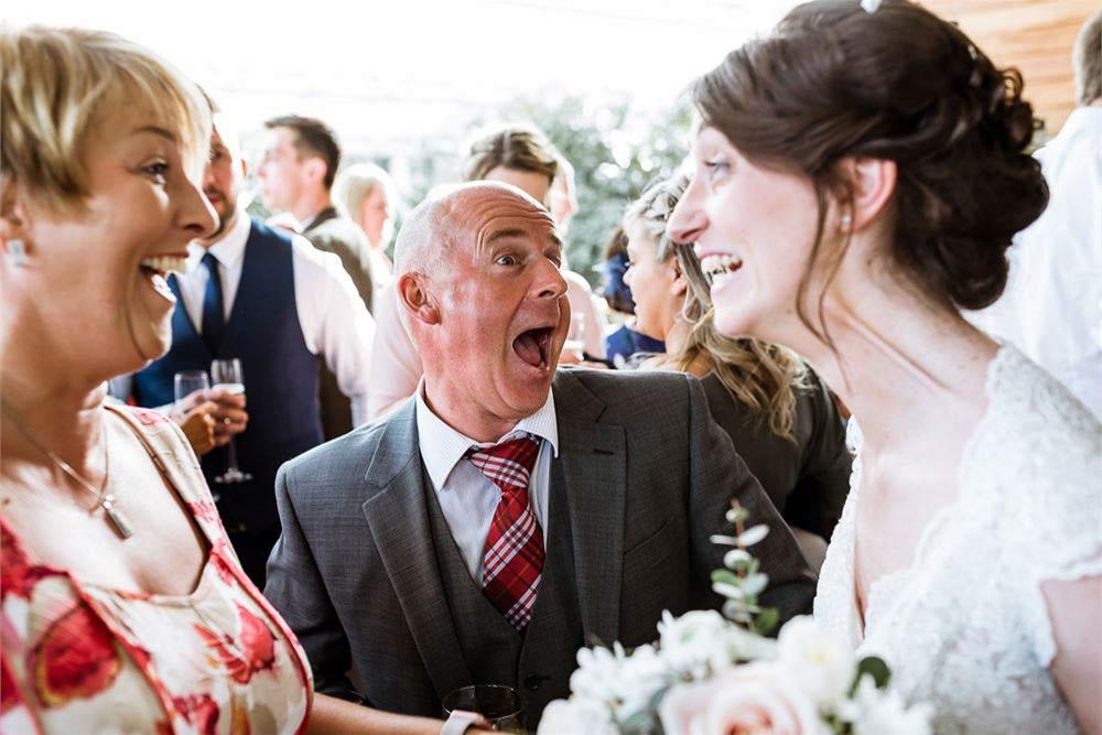 Поздравления на свадьбу родителей в прозе