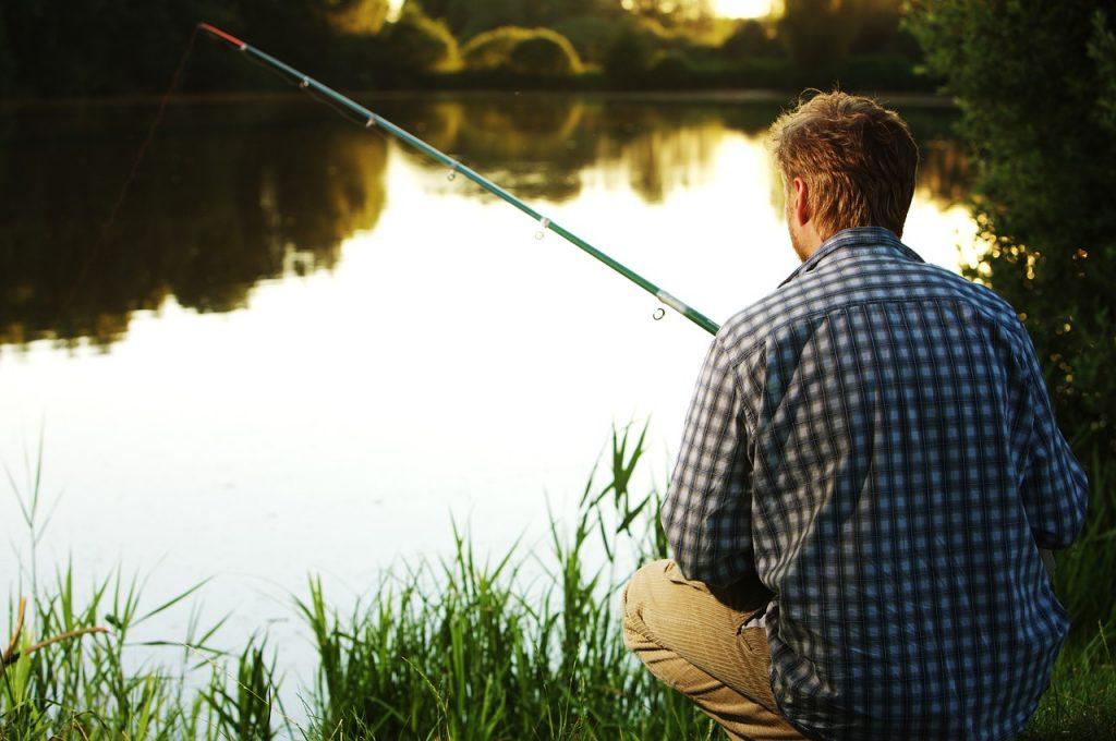 Поздравления с днем рождения дяде рыбаку