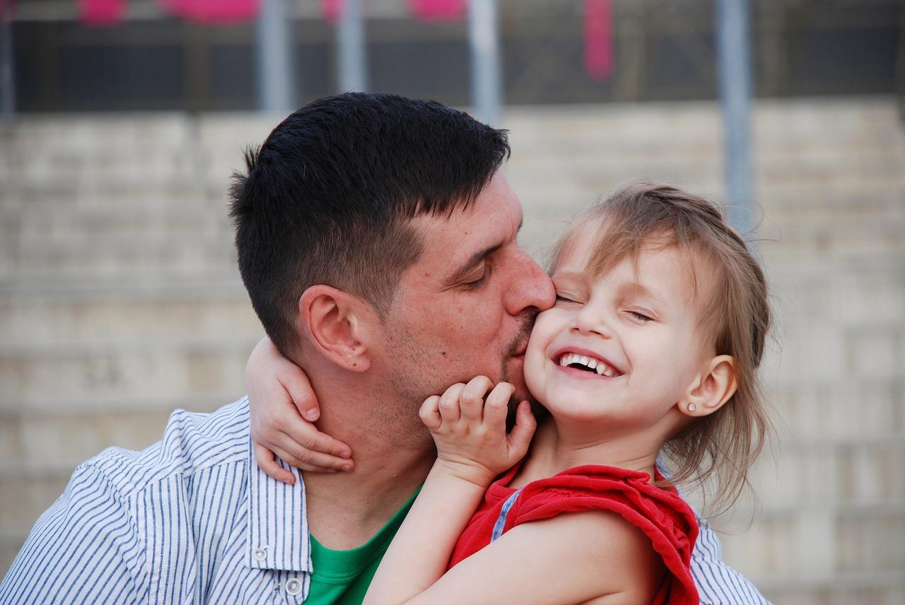 Поздравления с днем рождения для папы от сына для детей