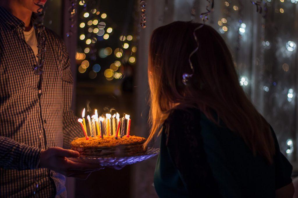 Поздравление с днем рождения своими словами
