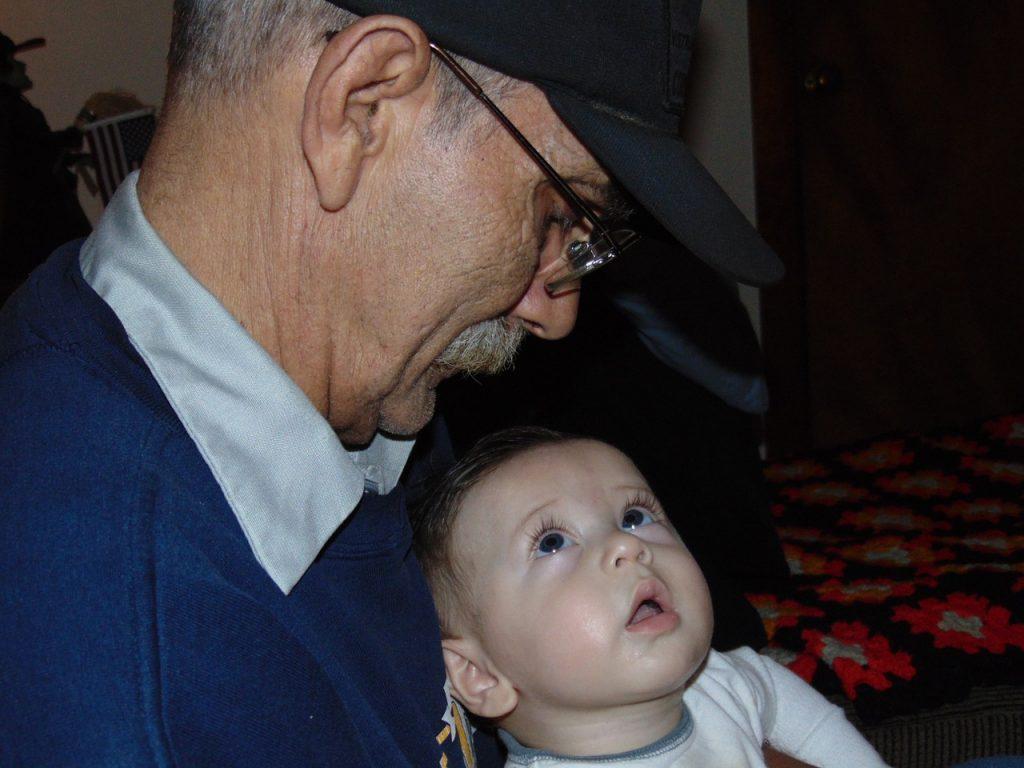 Поздравление с днем рождения дедушке от внучки
