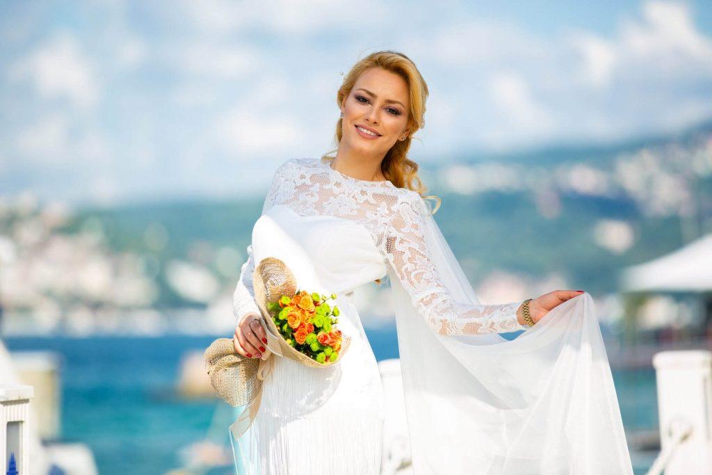 Поздравление на свадьбу невесте - медовый месяц
