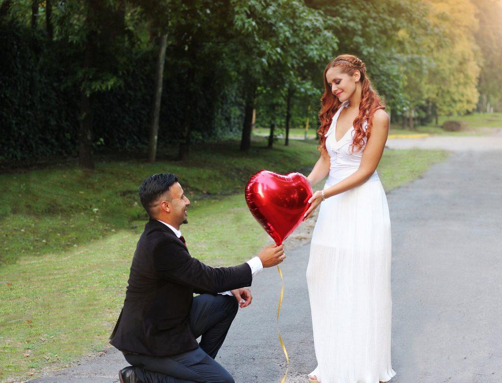 Романтичное поздравление на свадьбу невесте