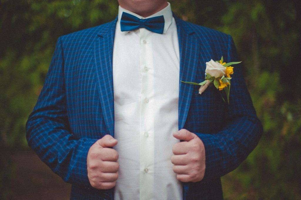 Поздравления на свадьбу в костюмах