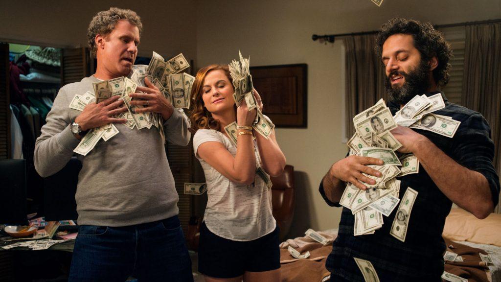 Куча денег - повышение