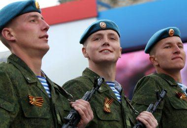 Поздравляем с днем воздушно-десантных войск