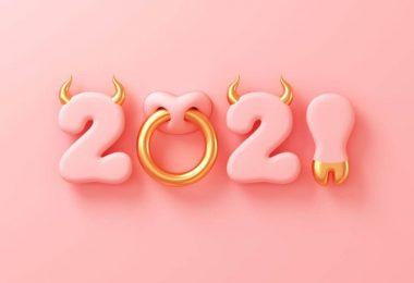 С новым годом быка 2021